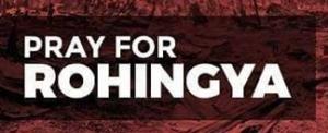 Let's Pray for the Muslims in Myanmar